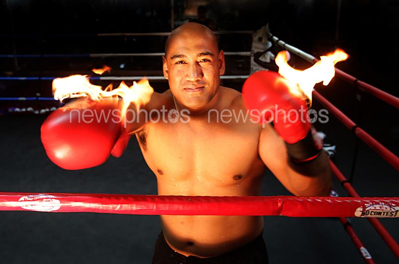 Alex Leapai Brisbane Photo Shoot