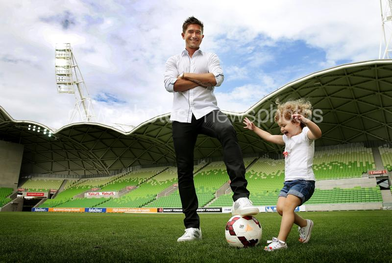 Harry Kewell Announces Retirement At End Of A-League Season