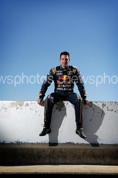 Jamie Whincup from Team Redbull