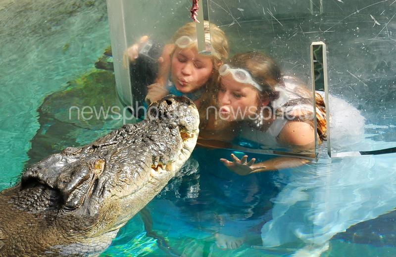 Schoolies Celebrations At Crocosaurus Cove