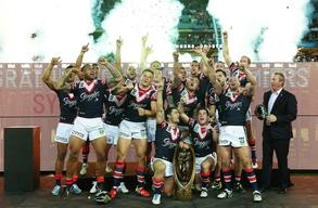 Sydney Roosters v Manly Sea Eagles NRL Grand Final