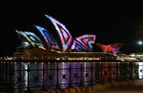 2014 Vivid Light Festival Preview In Sydney