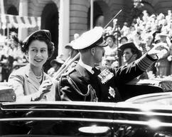 1954 ROYAL TOUR OF AUSTRALIA