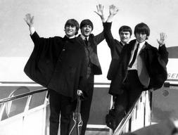 THE BEATLES 1964 AUSTRALIAN TOUR
