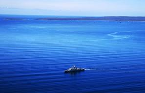 Australian And Foreign Warships In Jervis Bay