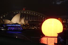 'Madama Butterfly' Dress Rehearsal On Sydney Harbour