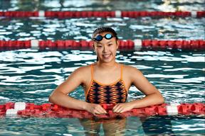 2018 NewsLocal Local Sports Star Nominee Felicity Chan