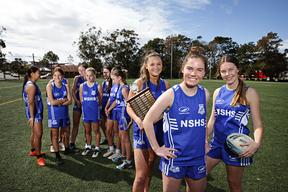 2018 NewsLocal Local Sports Star Nominees Narrabeen Sports High Touch Football